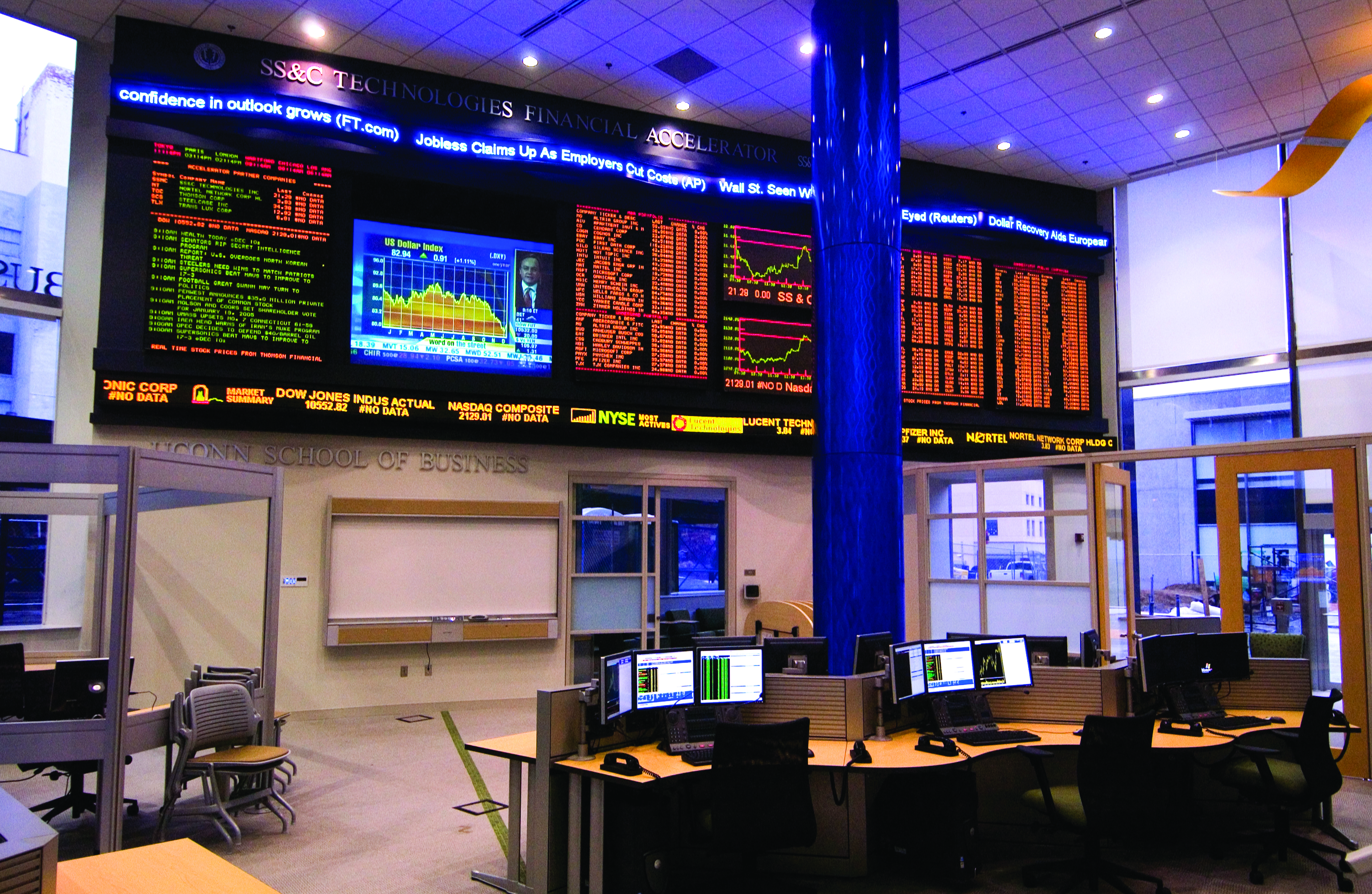 inside the gblc
